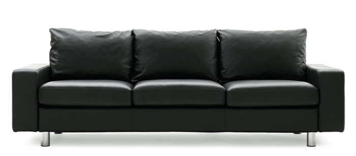 Recliner Sofas Stressless Leather Reclining Sofas - Sofa 3 places